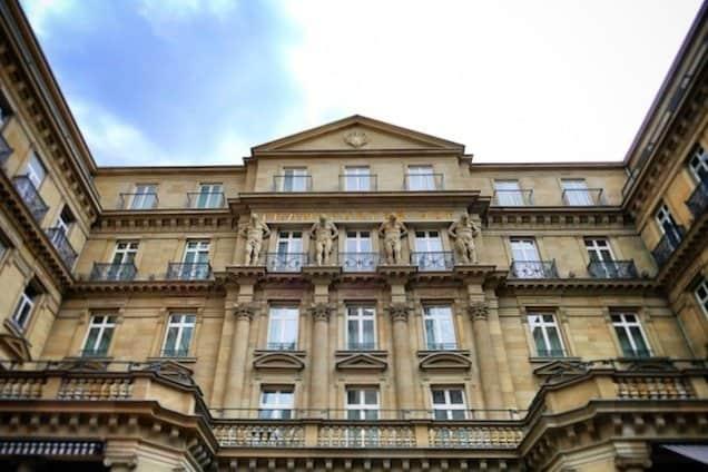 Steigenberger-Frankfurter-Hof-Hotel