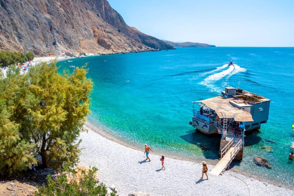 Glyka Nera Crete