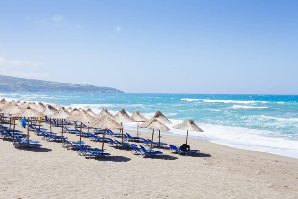 Kalamaki Crete