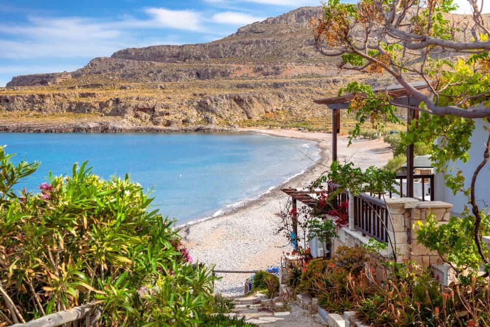 Kato Zakros - unspoilt Crete