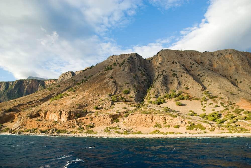 Lefka Ori Crete