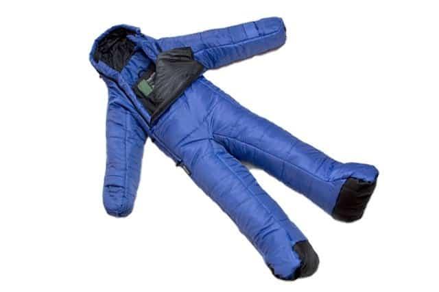 The Sleeping Bag Suit