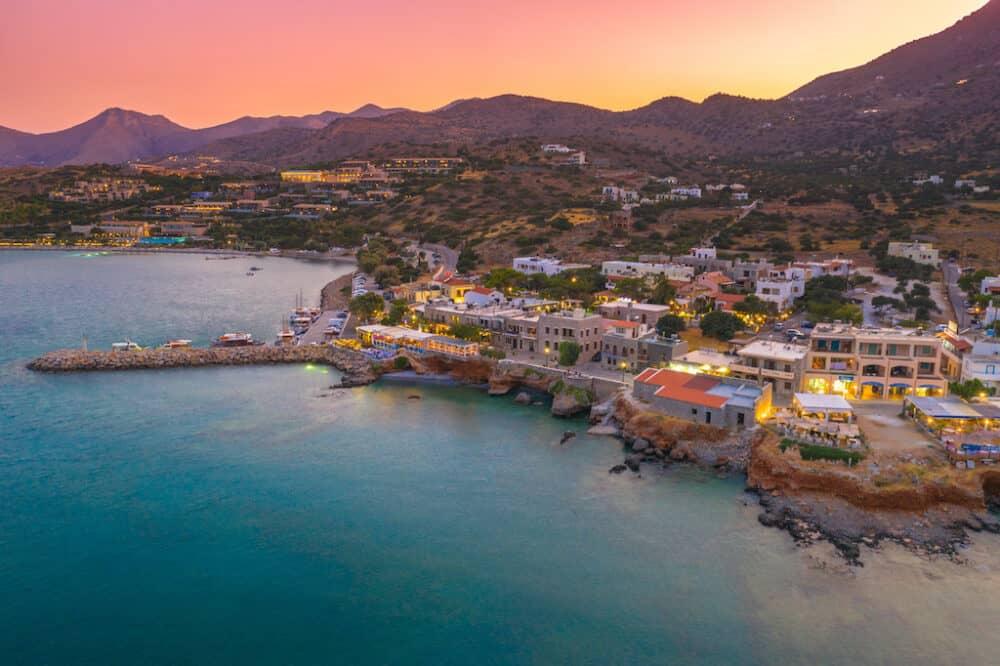 Plaka Village Crete