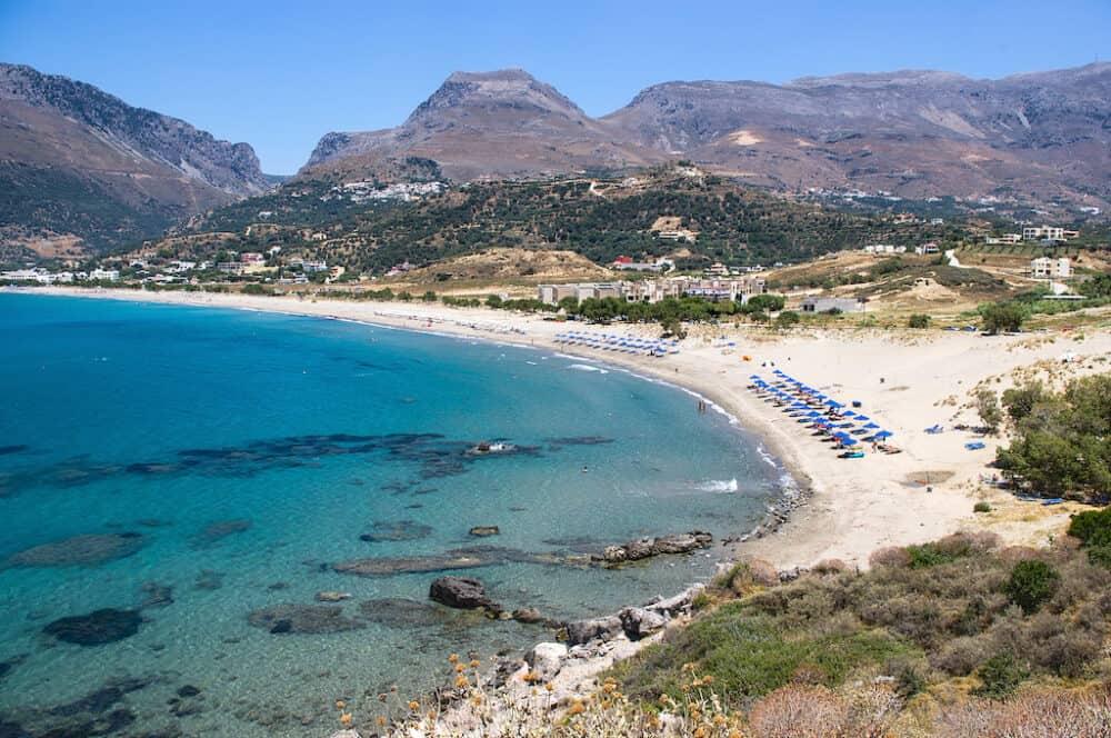 Plakias Crete