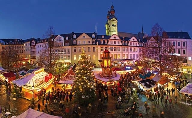 Top 10 of Europe's most magical Christmas destinations