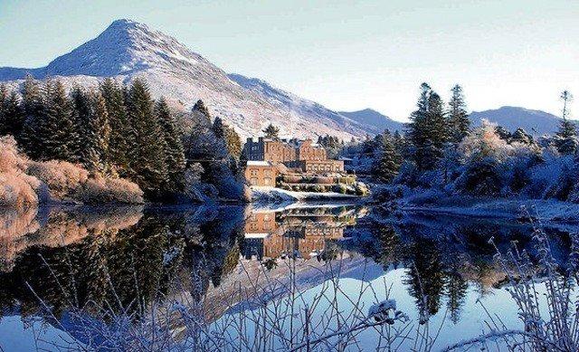 Castle Ireland Christmas
