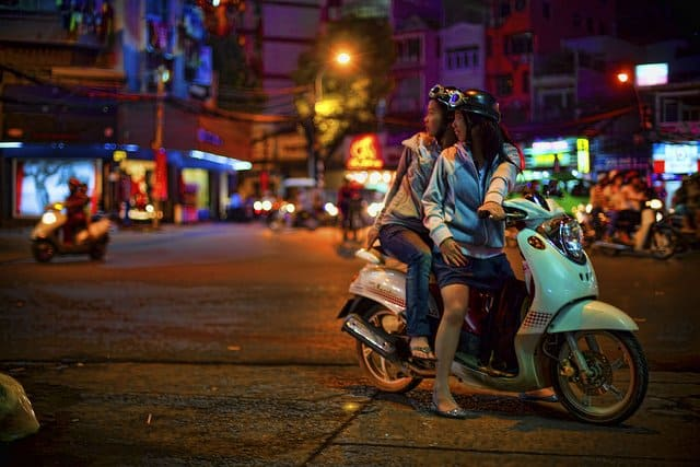 Experience: life in Ho Chi Minh City