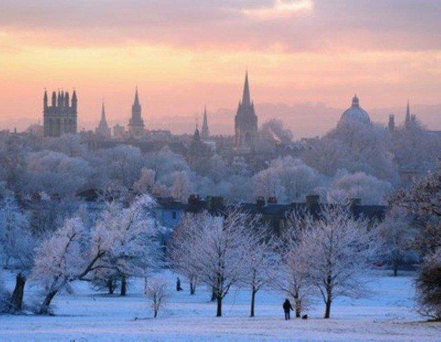 Oxford-Christmas