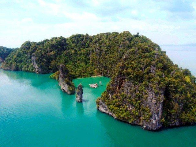 Phang-Nga-Bay-Marine-National-Park