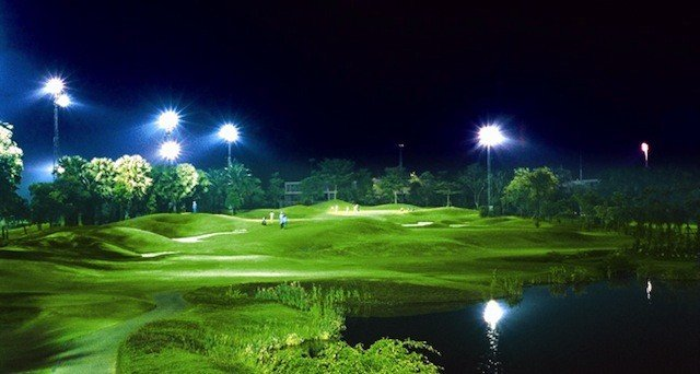 Summit Windmill Night Golf