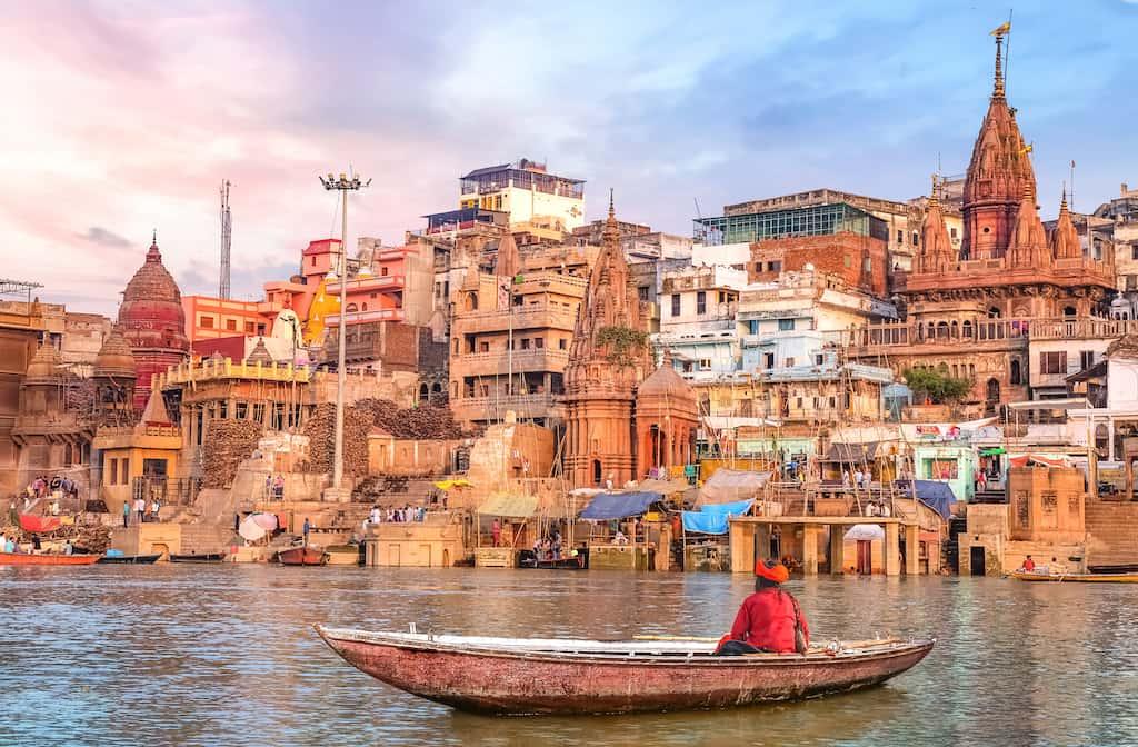 Varanasi India - off the beaten track in India