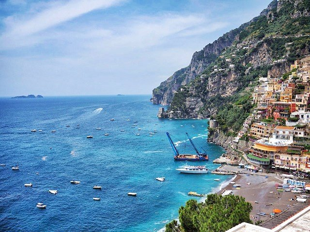 10 reasons why you should visit the Amalfi Coast