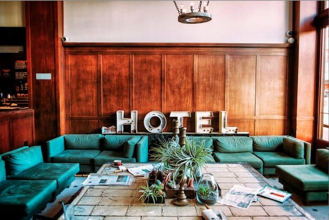 Cool and Unusual Hotels Portland