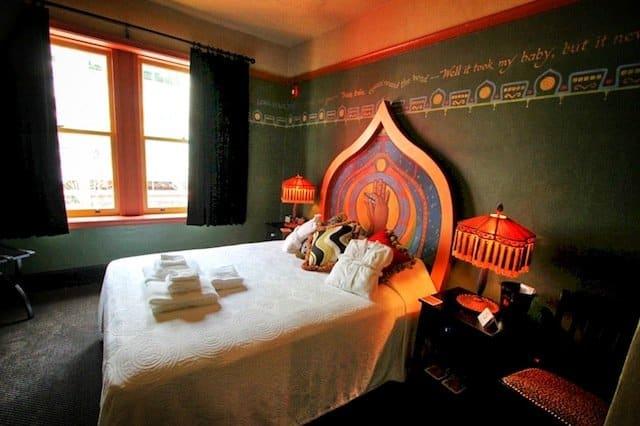 Cool hotels Portland