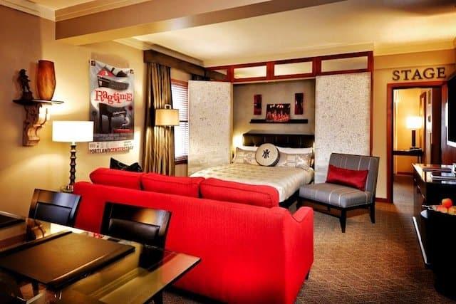 Heathman Hotel Portland