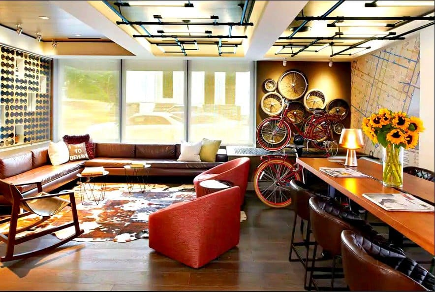 Hotel Vintage Gorgeous Upscale Design