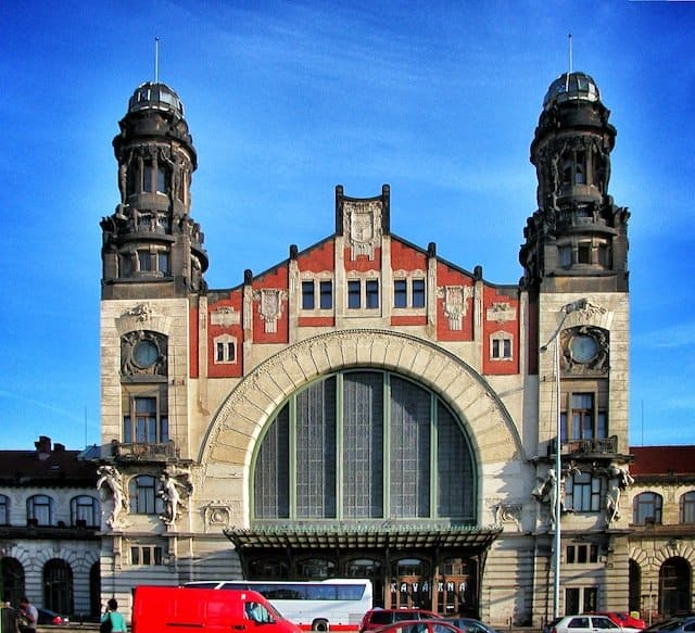 Prague Main Station