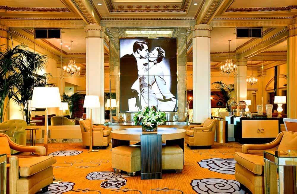 Beautiful romantic hotel in Portland