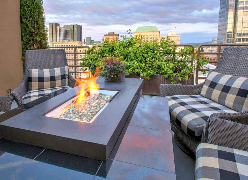 A cool boutique hotel in Portland