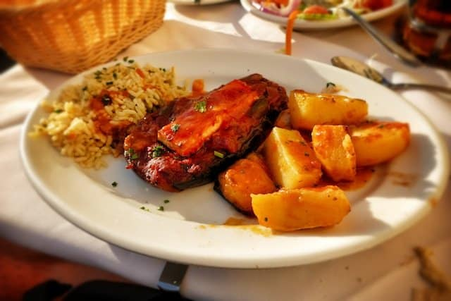 Greek Food Athens