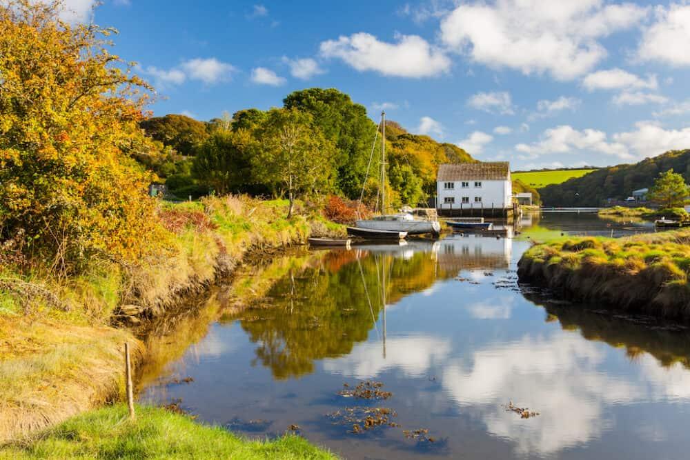 Helford Village Cornwall