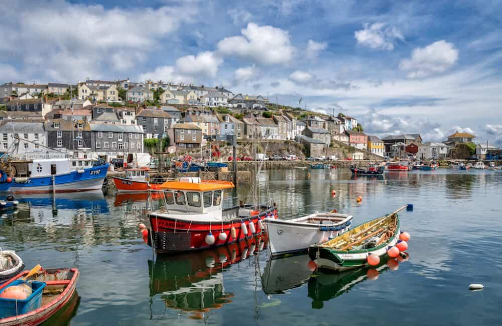 Mevagissey Cornwall