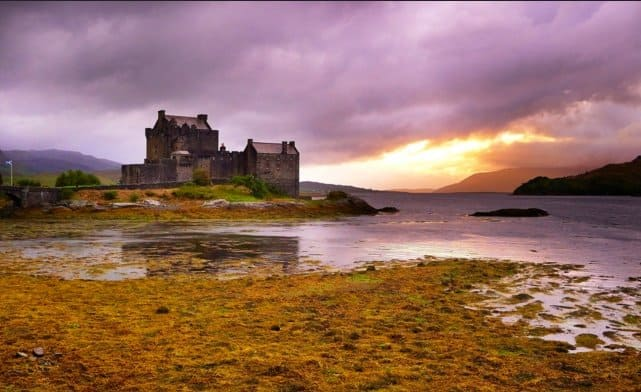 Competition: win a luxury holiday in the Scottish Highlands! Global Grasshopper