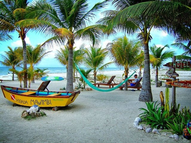 Where to stay Isla Holbox