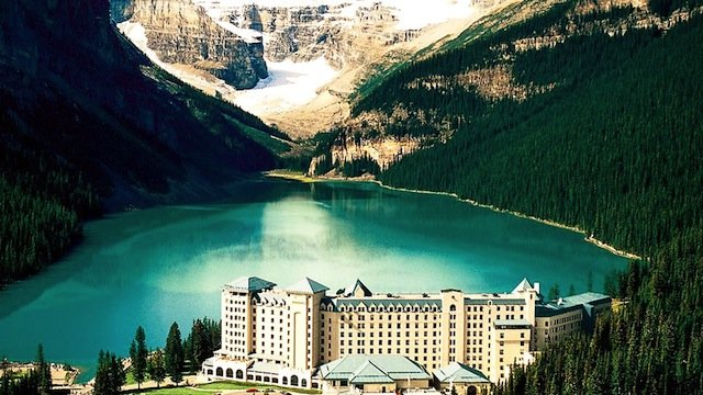 Most beautifully located hotels in Canada Global Grasshopper