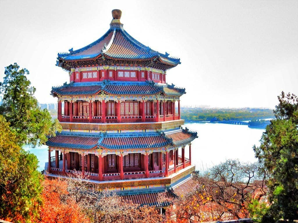 Most neautiful places to visit in China