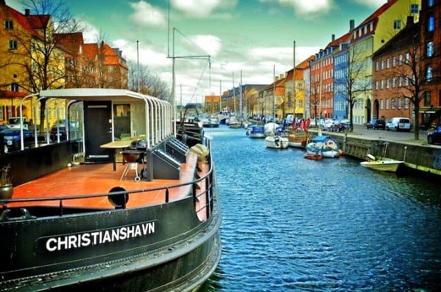 Cool places to stay in Copenhagen