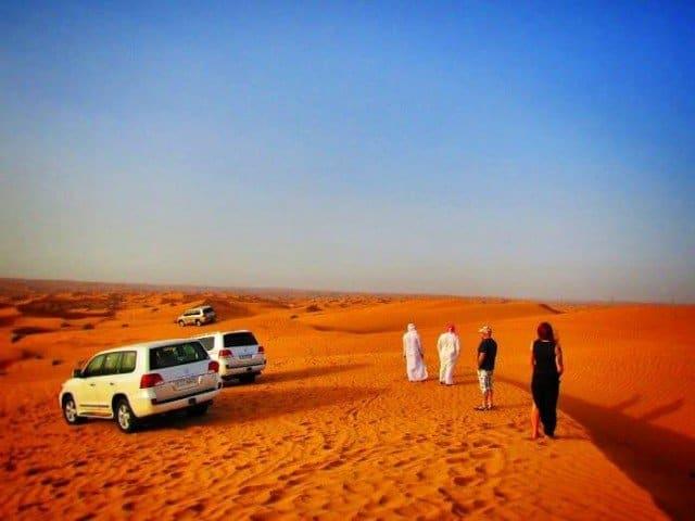 Dune Bashing RAK