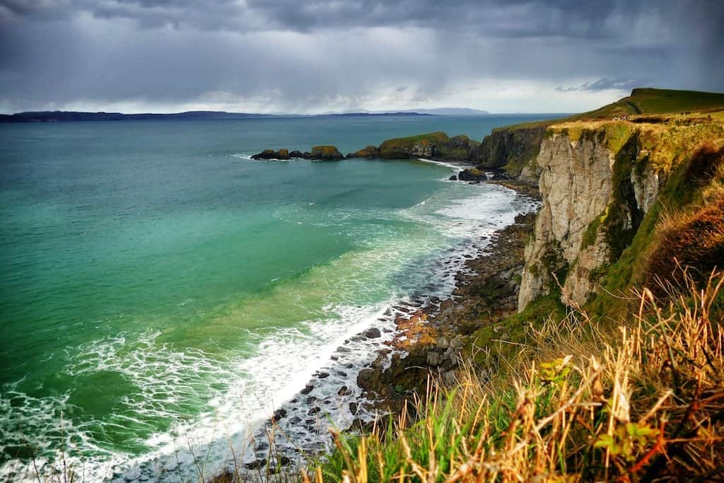 In BIG Pictures: the beautiful Causeway Coast and Glens, Northern Ireland Global Grasshopper