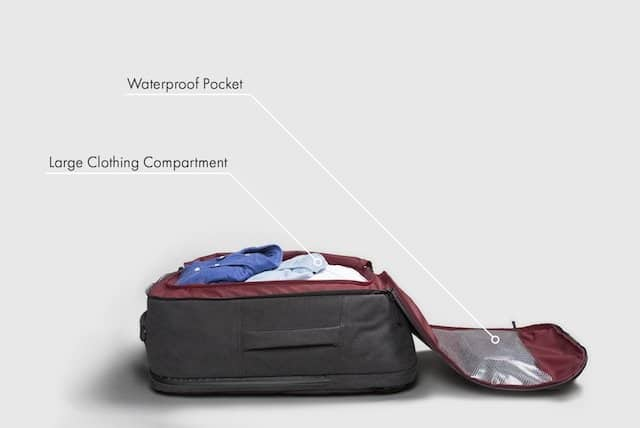 Competition: win an Arcido bag for smarter carry-on travel! Global Grasshopper