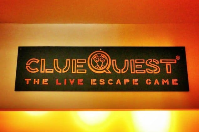 clueQuest review and giveway - London's new challenging attraction Global Grasshopper