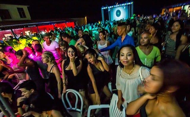 Cool locals club havana