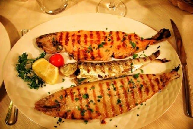 Fish Lake Garda