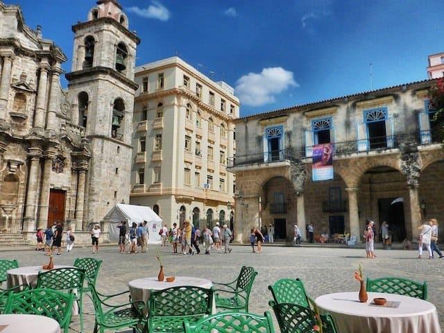 Havana Main Square