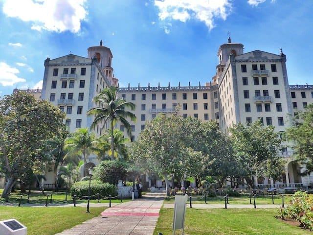 Hotel Havana - best places to visit in Cuba