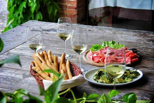 Lake Garda Cuisine
