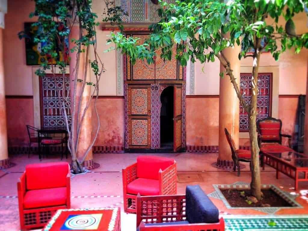 Riad morocco