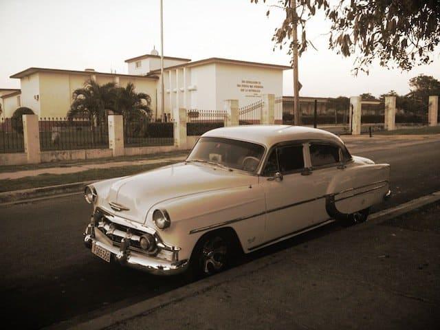 La Habana Coche de época