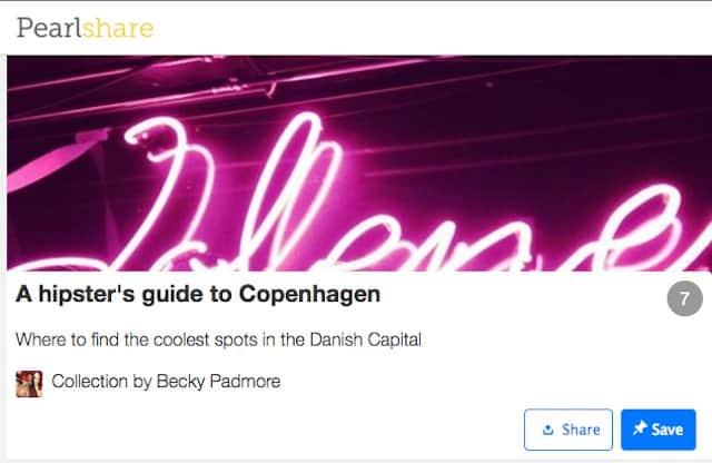 cool spots in Copenhagen