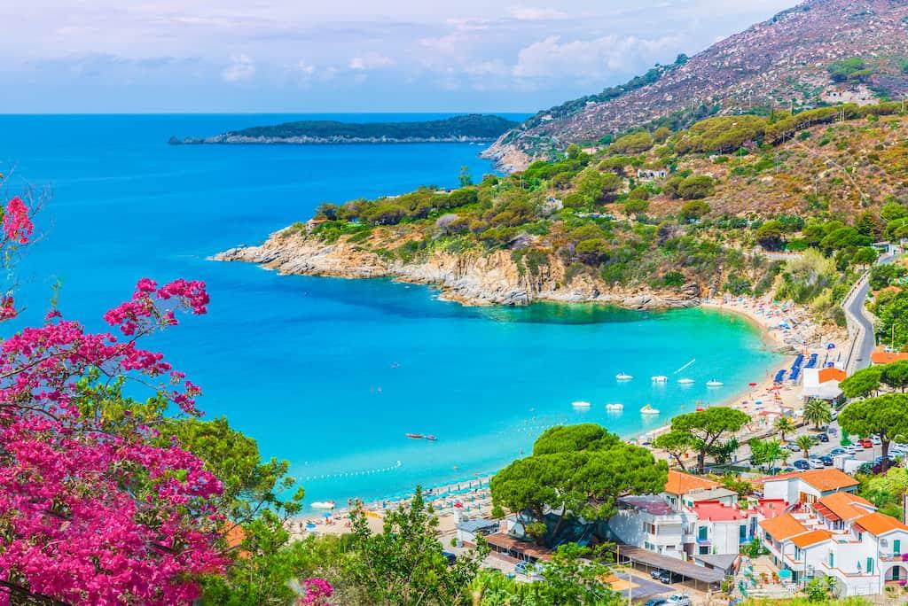 Elba Island - best islands in Europe