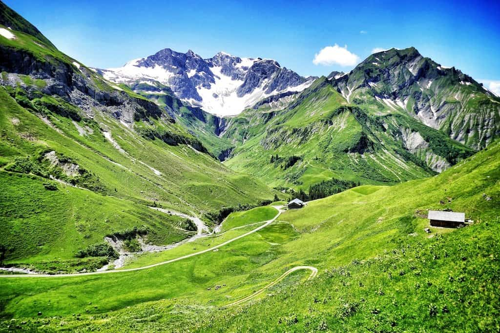 In BIG Pictures: discovering the alpine scenery of Vorarlberg, Austria Global Grasshopper