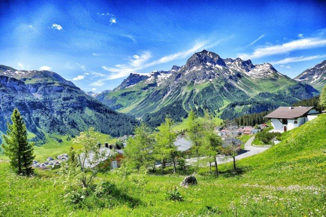 Exploring Austria - culture and nature in affluent Vorarlberg Global Grasshopper