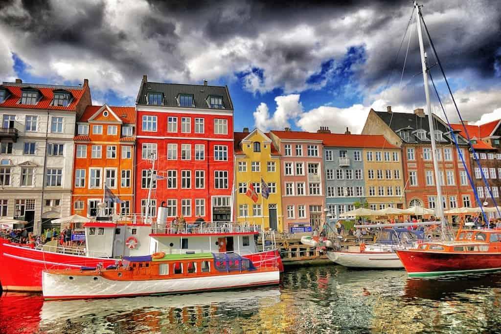 In BIG Pictures: a summer weekend in Copenhagen Global Grasshopper