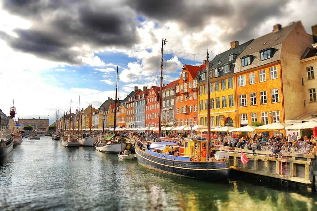In BIG Pictures: a summer weekend in Copenhagen Global Grasshopper