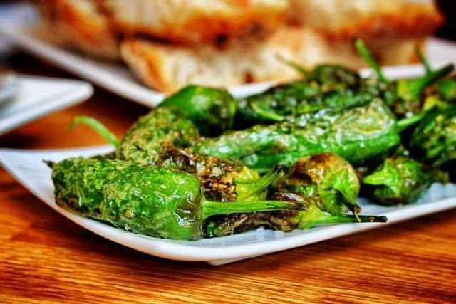 Padrón peppers are the perfect addition to any tapas meal.