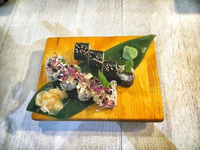 Sushi Arume Palma